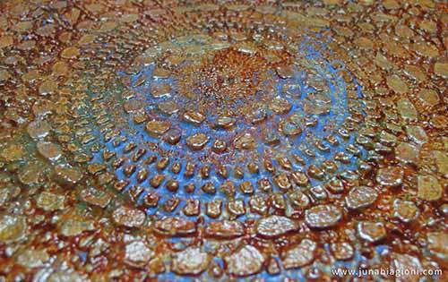 Sun Circles - Detail 1