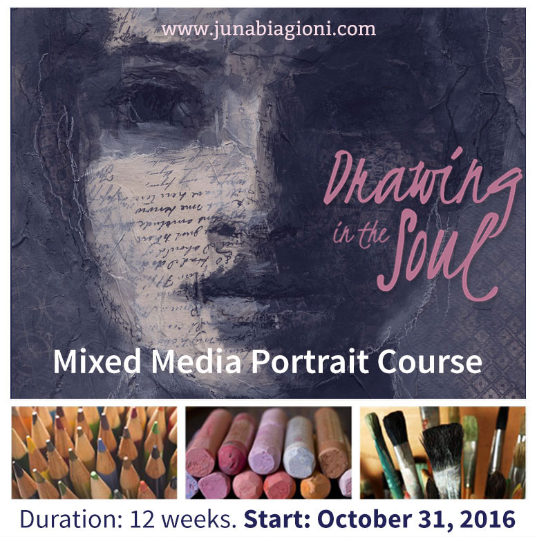 Drawing in the Soul now open for enrollment!