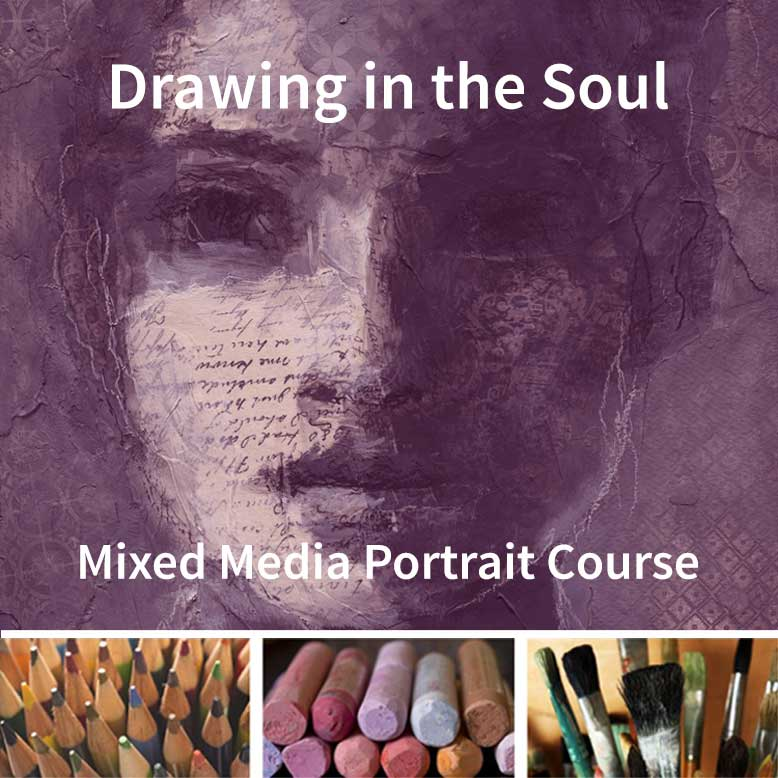 My main course Drawing in the Soul starts October 2